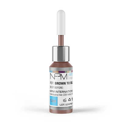 NPM Pigment BROWN To BLOND – 15037