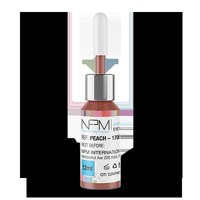 NPM Pigment PEACH – 17057
